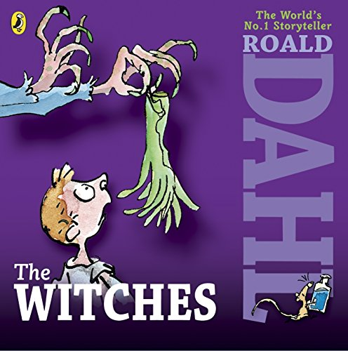 9780141348377: The Witches (Dahl Audio)
