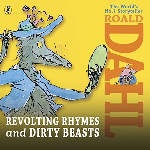 9780141348384: Revolting Rhymes and Dirty Beasts (Dahl Audio)