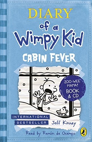 9780141348551: Cabin Fever (Diary of a Wimpy Kid book 6)