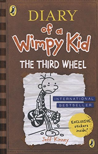 9780141348568: Diary Of A Wimpy Kid. The Third Wheel