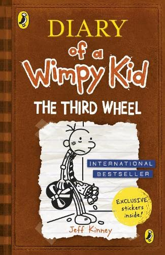 9780141348568: Diary of a Wimpy Kid - The Third Wheel: 7