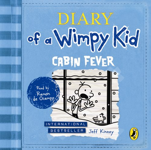 9780141348629: Cabin Fever (Diary of a Wimpy Kid book 6)