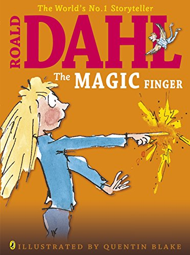 9780141348681: The Magic Finger (Colour Edn) (Dahl Picture Book)