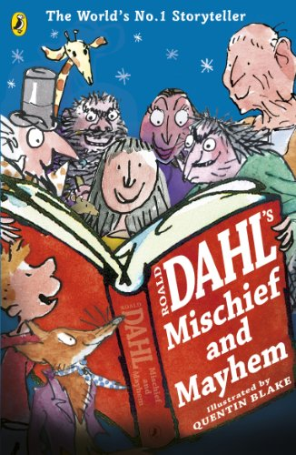 9780141348797: Roald Dahl's Guide To Mischief and Mayhem