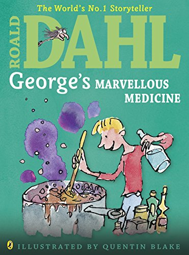 9780141348803: George's Marvellous Medicine Colour Edition