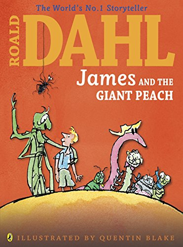 9780141348810: James and the Giant Peach (Colour Edn)
