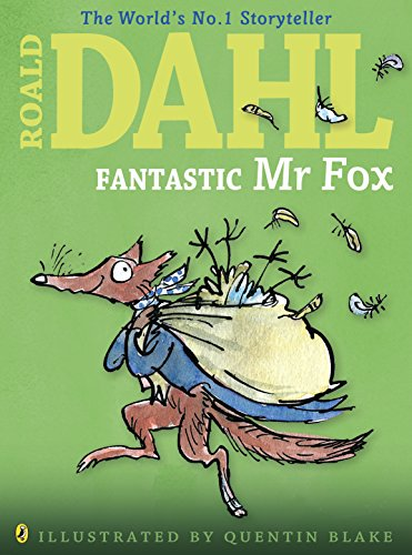 9780141348827: Fantastic Mr Fox (Colour Edn) (Dahl Colour Editions)