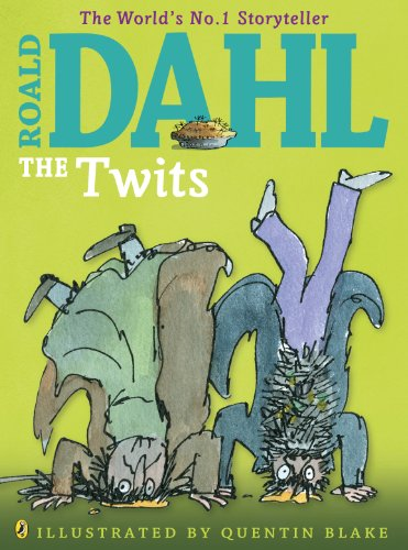 9780141348834: The Twits (Colour Edition) (Dahl Colour Editions)