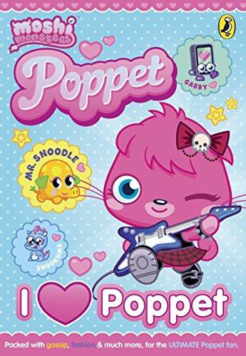 9780141348896: Moshi Monsters: I Heart Poppet