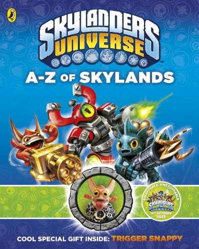9780141348919: Skylanders: A to Z of Skylands