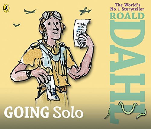 9780141348964: Going Solo (Dahl Audio)
