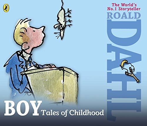 9780141348988: Boy: Tales of Childhood