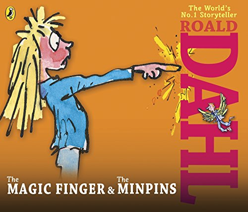 9780141349077: The Magic Finger and The Minpins (Dahl Audio)