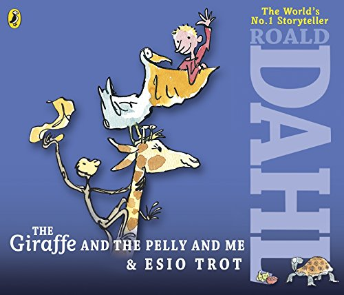 9780141349084: The Giraffe and the Pelly and Me & Esio Trot (Dahl Audio)