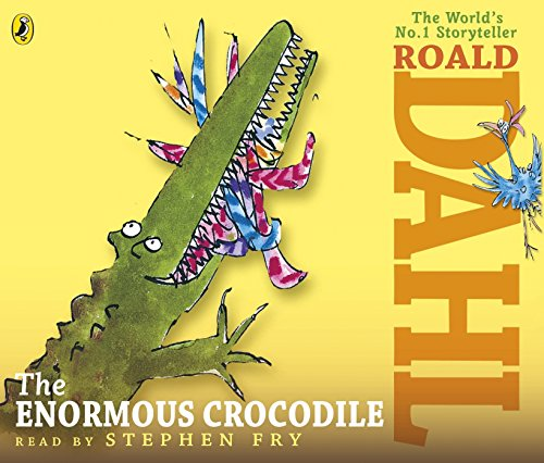 9780141349091: The Enormous Crocodile