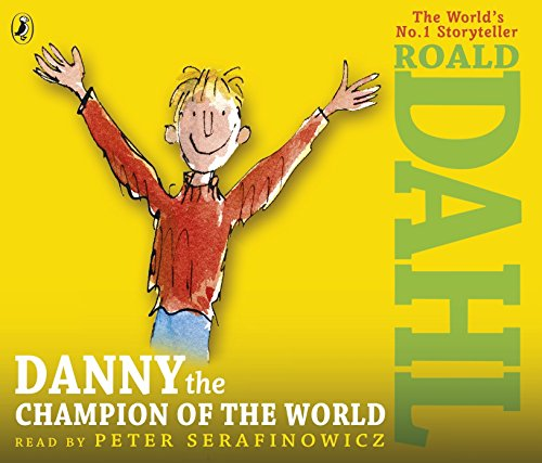 9780141349107: Danny the Champion of the World (Audio Book)
