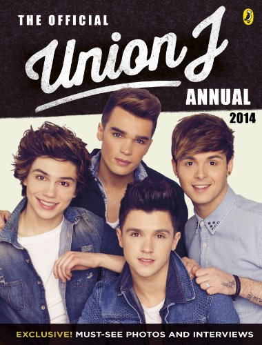 9780141349497: 2014 Union J Official Annual