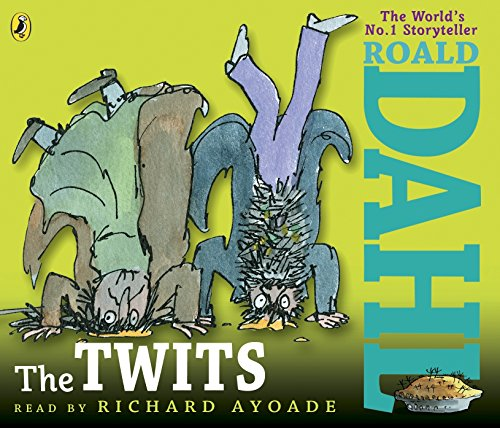 9780141349510: The Twits (Dahl Audio)