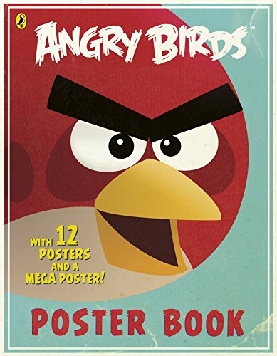 9780141349800: Angry Birds Poster Book