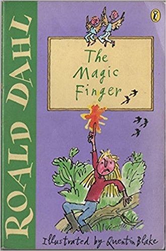 9780141349848: Roald Dahl Magic Finger The