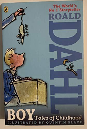 9780141349862: Roald Dahl Boy Tales Of Childhood