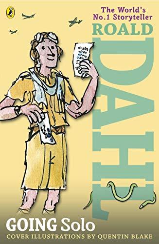 9780141349879: Roald Dahl Going Solo