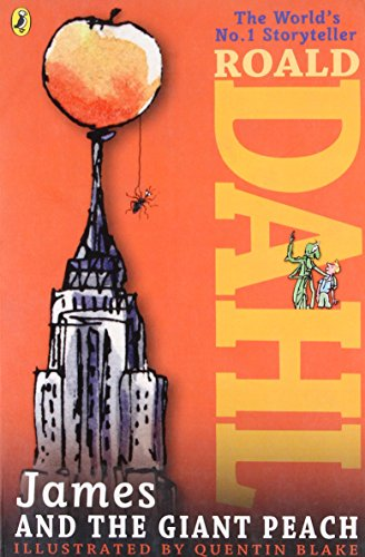 9780141349893: Roald Dahl James And The Giant Peach