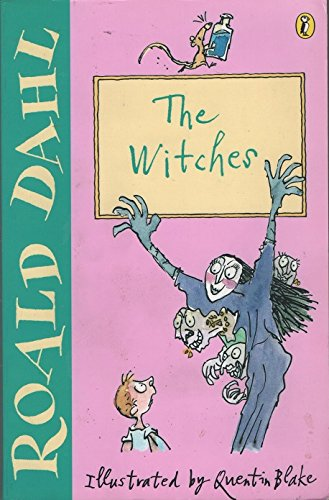 9780141349947: Roald Dahl Witches The