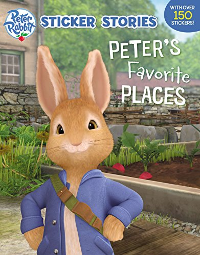 9780141350059: Peter's Favorite Places [With Sticker(s)] (Peter Rabbit (Frederick Warne))