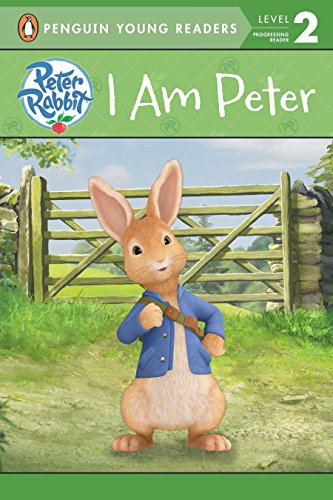 9780141350066: I Am Peter (Peter Rabbit Animation)