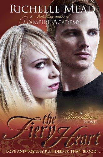 9780141350080: Bloodlines: The Fiery Heart (book 4)