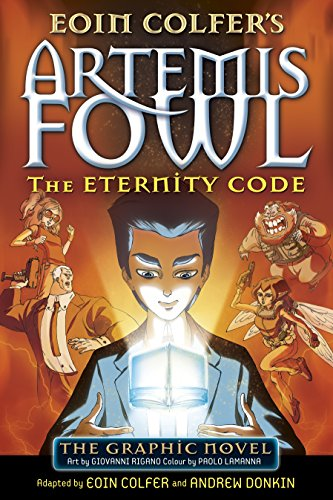 9780141350264: The Eternity Code: The Graphic Novel (Artemis Fowl Graphic Novels)