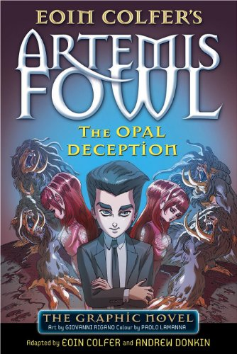 9780141350271: Artemis Fowl: the Opal Deception the Graphic Novel