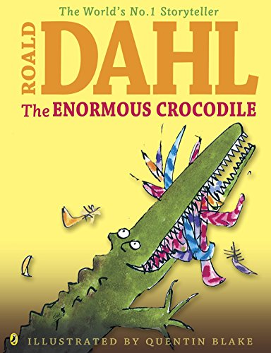 9780141350387: The Enormous Crocodile (Dahl Colour Illustrated)