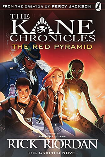 9780141350394: The Kane Chronicles: The Red Pyramid: The Graphic Novel