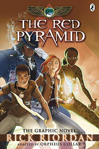 9780141350394: The Red Pyramid: The Graphic Novel (The Kane Chronicles Book 1) (Kane Chronicles Graphic Novels)