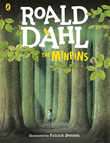 9780141350554: The Minpins (Dahl Colour Illustrated)