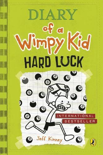9780141350677: Hard Luck (Diary of a Wimpy Kid book 8)