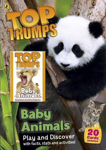 9780141350714: Top Trumps Baby Animals