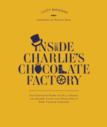 9780141350776: Inside Charlie's Chocolate Factory