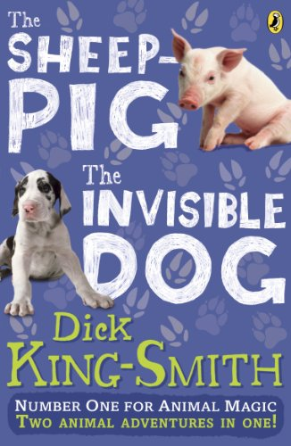 9780141350806: The Invisible Dog and The Sheep Pig bind-up