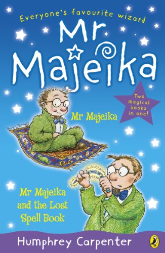 9780141350813: Mr Majeika and Mr Majeika and the Lost Spell Book bind-up