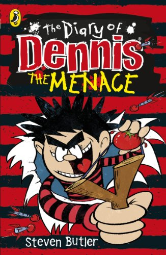 9780141350820: The Diary of Dennis the Menace (book 1)