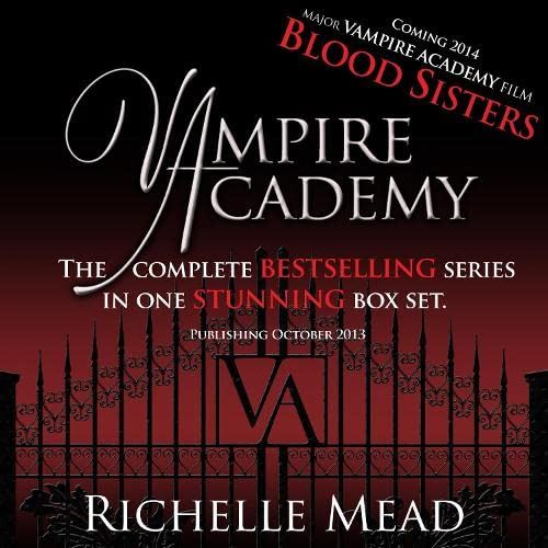 9780141350967: Vampire Academy The Complete Series Box Set