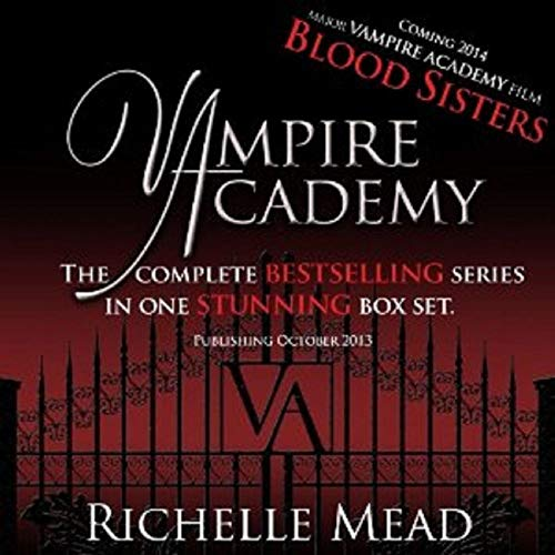 9780141350967: Vampire Academy The Complete Series Box Set