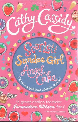 9780141351407: Three book box set: Scarlett / Sundae Girl / Angel Cake