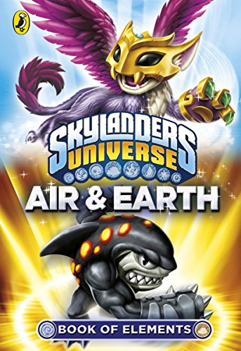 9780141351513: Skylanders Book of Elements: Air and Earth
