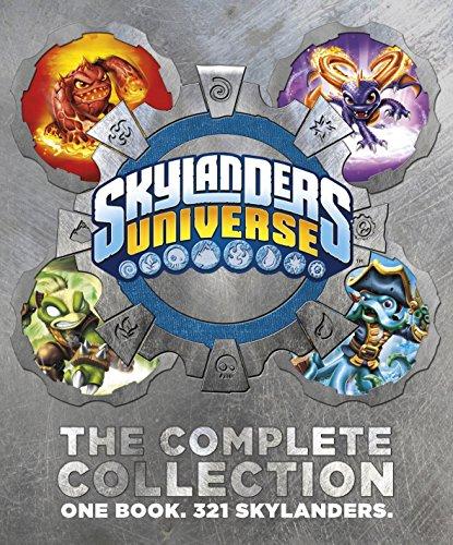 9780141351520: Skylanders Universe: The Complete Collection: One Book. 321 Skylanders.