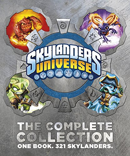 Skylanders Universe: The Complete Collection (Hardcover)