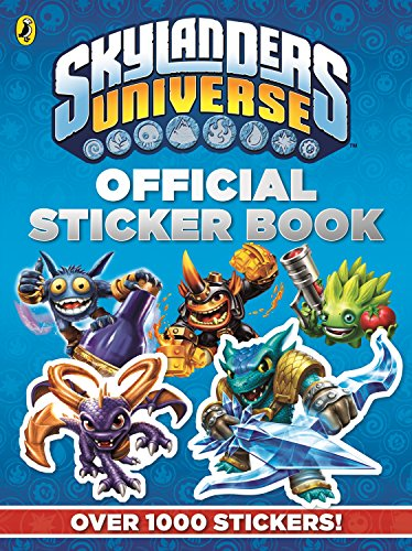 9780141351551: Skylanders: Official Sticker Book